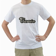 Carvin Guitars Vintage Men s T Shirt (white)  by goodmusic