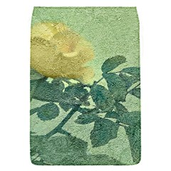 Yellow Rose Vintage Style  Removable Flap Cover (small) by dflcprints