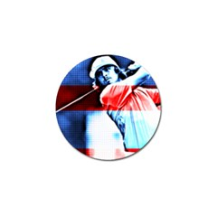 Ricky Fowler Golf Ball Marker 10 Pack by Cordug