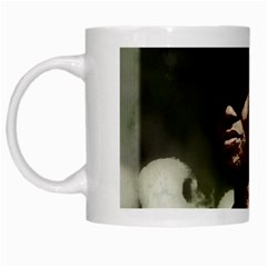 Tiger Woods Png White Coffee Mug by Cordug
