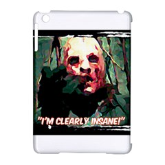 Bloody Face  Apple Ipad Mini Hardshell Case (compatible With Smart Cover) by Cordug