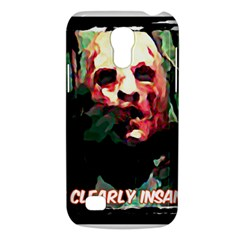 Bloody Face  Samsung Galaxy S4 Mini (gt I9190) Hardshell Case  by Cordug