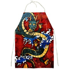 Dragon Apron by UniqueandCustomGifts