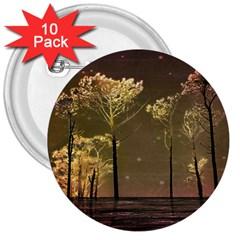 Fantasy Landscape 3  Button (10 Pack) by dflcprints