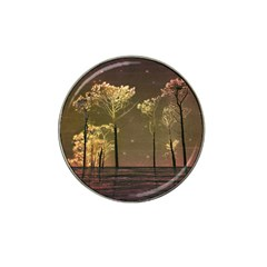 Fantasy Landscape Golf Ball Marker 4 Pack (for Hat Clip) by dflcprints