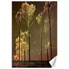 Fantasy Landscape Canvas 12  X 18  (unframed) by dflcprints