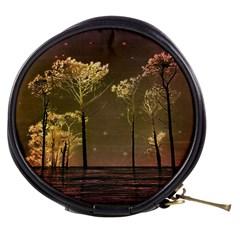 Fantasy Landscape Mini Makeup Case by dflcprints