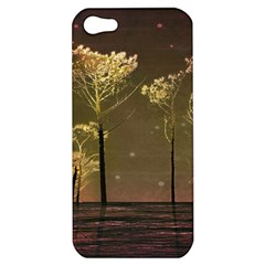Fantasy Landscape Apple Iphone 5 Hardshell Case by dflcprints