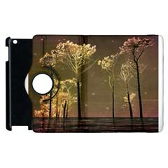 Fantasy Landscape Apple Ipad 2 Flip 360 Case by dflcprints