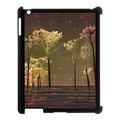 Fantasy Landscape Apple Ipad 3/4 Case (black) by dflcprints