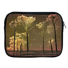 Fantasy Landscape Apple Ipad Zippered Sleeve by dflcprints