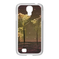 Fantasy Landscape Samsung Galaxy S4 I9500/ I9505 Case (white) by dflcprints