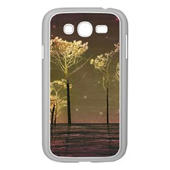 Fantasy Landscape Samsung Galaxy Grand Duos I9082 Case (white) by dflcprints