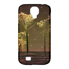 Fantasy Landscape Samsung Galaxy S4 Classic Hardshell Case (pc+silicone) by dflcprints