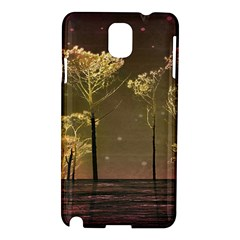 Fantasy Landscape Samsung Galaxy Note 3 N9005 Hardshell Case by dflcprints