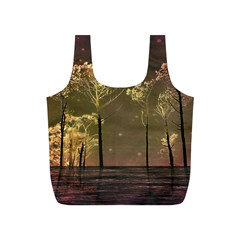 Fantasy Landscape Reusable Bag (s) by dflcprints