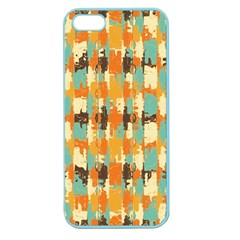 Shredded Abstract Background Apple Seamless Iphone 5 Case (color) by LalyLauraFLM