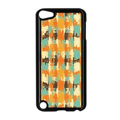 Shredded Abstract Background Apple Ipod Touch 5 Case (black) by LalyLauraFLM