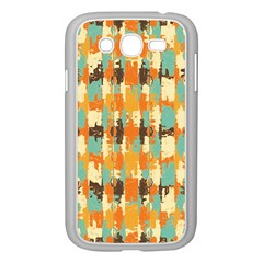 Shredded abstract background Samsung Galaxy Grand DUOS I9082 Case (White) by LalyLauraFLM
