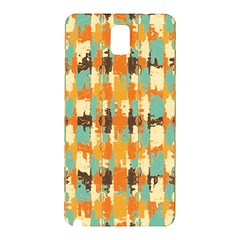 Shredded Abstract Background Samsung Galaxy Note 3 N9005 Hardshell Back Case by LalyLauraFLM