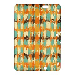 Shredded abstract background Kindle Fire HDX 8.9  Hardshell Case by LalyLauraFLM