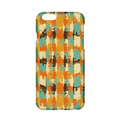Shredded Abstract Background Apple Iphone 6 Hardshell Case by LalyLauraFLM