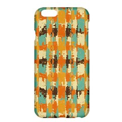 Shredded Abstract Background Apple Iphone 6 Plus Hardshell Case