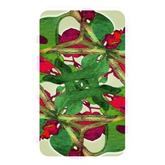 Floral Print Colorful Pattern Memory Card Reader (rectangular) by dflcprints