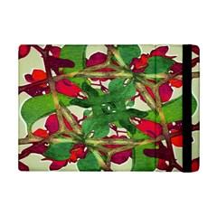 Floral Print Colorful Pattern Apple Ipad Mini 2 Flip Case by dflcprints