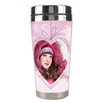 love - Stainless Steel Travel Tumbler