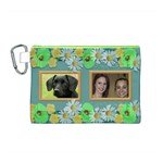 Our Family Canvas Cosmetic Bag (medium)