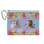 My Little Princess Canvas Cosmetic Bag (Large)