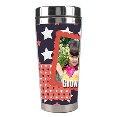 Kids By Kids   Stainless Steel Travel Tumbler   Fgcxkkqhq9lq   Www Artscow Com Left