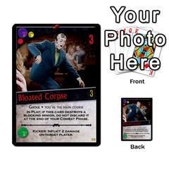 Nightfall Promos Deck 1 By Micah Liebert   Multi Purpose Cards (rectangle)   98m68dmhqi9j   Www Artscow Com Front 1