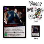 Nightfall Promos Deck 1 - Multi-purpose Cards (Rectangle)