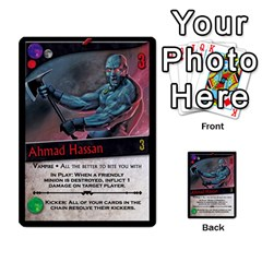 Nightfall Promos Deck 1 By Micah Liebert   Multi Purpose Cards (rectangle)   98m68dmhqi9j   Www Artscow Com Front 52