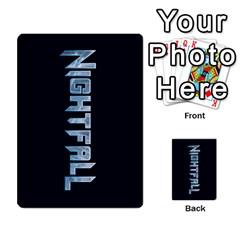 Nightfall Promos Deck 1 By Micah Liebert   Multi Purpose Cards (rectangle)   98m68dmhqi9j   Www Artscow Com Back 23