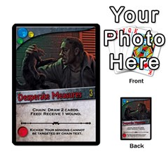 Nightfall Promos Deck 1 By Micah Liebert   Multi Purpose Cards (rectangle)   98m68dmhqi9j   Www Artscow Com Front 45