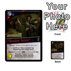 Nightfall Promos Deck 2 By Micah Liebert   Multi Purpose Cards (rectangle)   K8aby4l2qbuq   Www Artscow Com Front 10