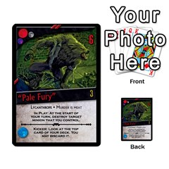 Nightfall Promos Deck 2 By Micah Liebert   Multi Purpose Cards (rectangle)   K8aby4l2qbuq   Www Artscow Com Front 26