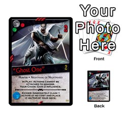 Nightfall Promos Deck 2 By Micah Liebert   Multi Purpose Cards (rectangle)   K8aby4l2qbuq   Www Artscow Com Front 29