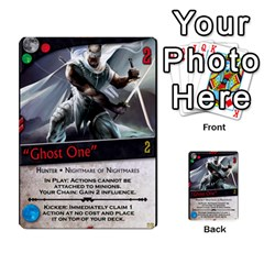 Nightfall Promos Deck 2 By Micah Liebert   Multi Purpose Cards (rectangle)   K8aby4l2qbuq   Www Artscow Com Front 42