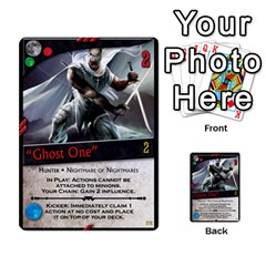 Nightfall Promos Deck 2 By Micah Liebert   Multi Purpose Cards (rectangle)   K8aby4l2qbuq   Www Artscow Com Front 44