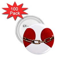 Unbreakable Love Concept 1 75  Button (100 Pack) by dflcprints