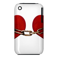 Unbreakable Love Concept Apple Iphone 3g/3gs Hardshell Case (pc+silicone) by dflcprints