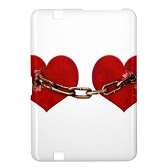 Unbreakable Love Concept Kindle Fire Hd 8 9  Hardshell Case by dflcprints