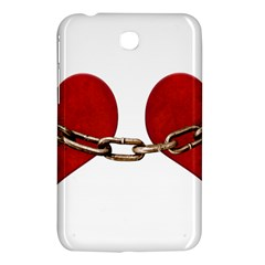 Unbreakable Love Concept Samsung Galaxy Tab 3 (7 ) P3200 Hardshell Case  by dflcprints