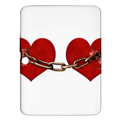 Unbreakable Love Concept Samsung Galaxy Tab 3 (10 1 ) P5200 Hardshell Case  by dflcprints