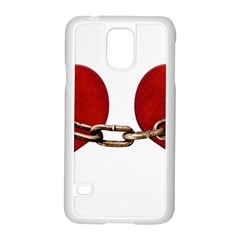 Unbreakable Love Concept Samsung Galaxy S5 Case (white)
