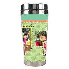 Kids By Kids   Stainless Steel Travel Tumbler   Wwlv8nfnv1wt   Www Artscow Com Center